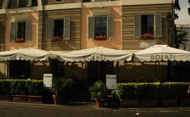 Bar Rosati, Rome
