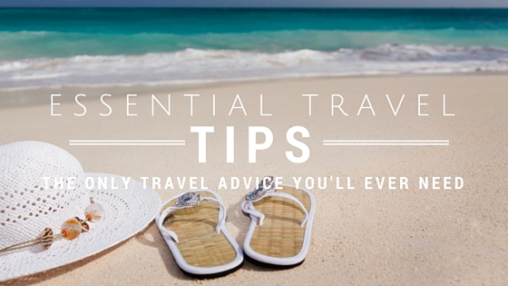 a header essential travel tips
