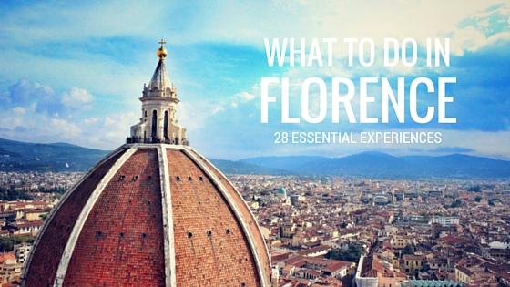 blog Florence